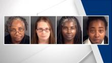 IMAGES: Four of six suspects wanted in Cumberland County child slavery case surrender
