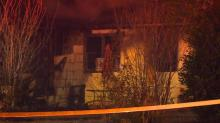 IMAGES: 1 dead, 3 injured in Fayetteville house fire