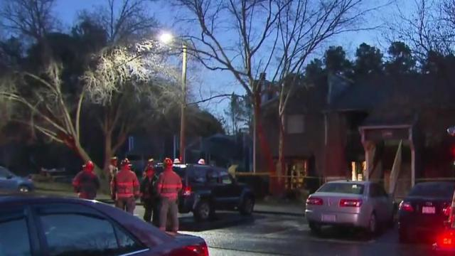Resident badly burned in Durham apartment fire