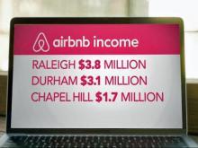 North Carolinians make millions through Airbnb listings