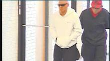 IMAGES: Police: Lumberton bank robbery suspects wore masks, fake beards