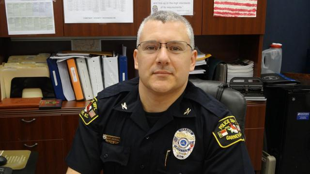 Garner Police Chief Brandon Zuidema was elected president of the North Carolina Association of Chiefs of Police at the organization's annual conference last week.