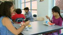 IMAGES: During flu season, parents complain about lunch cleaning procedures at Wake County schools