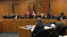 IMAGES: Cumberland commissioners approve baseball stadium funding