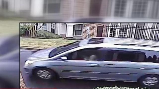 Durham police: Triangle man kidnapped in silver van