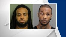 IMAGES: Police: 2 charged in shooting, chase through Holly Springs