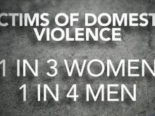Domestic violence a serious problem in NC