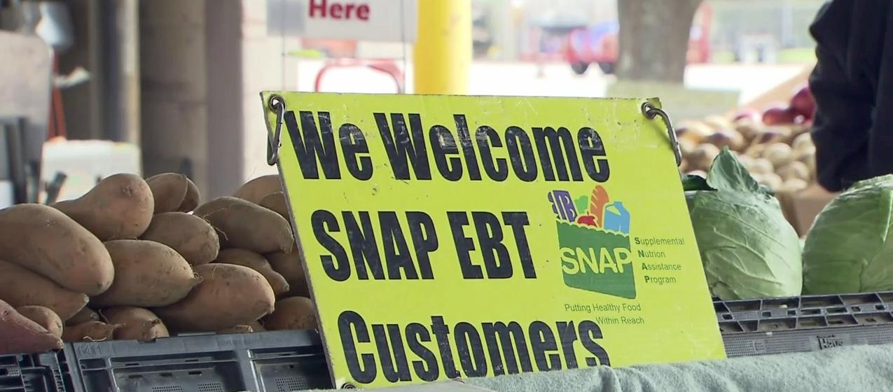 Prolonged government shutdown could hurt families on food