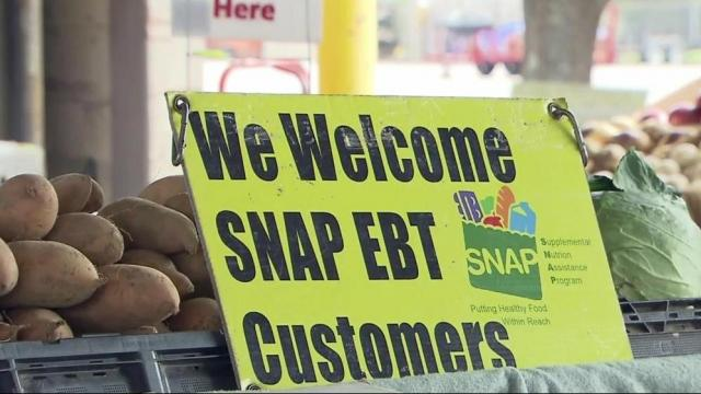 Food Stamp Recipients To Get February Benefits Early Because Of Federal Government Shutdown