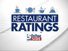 Restaurant Ratings: