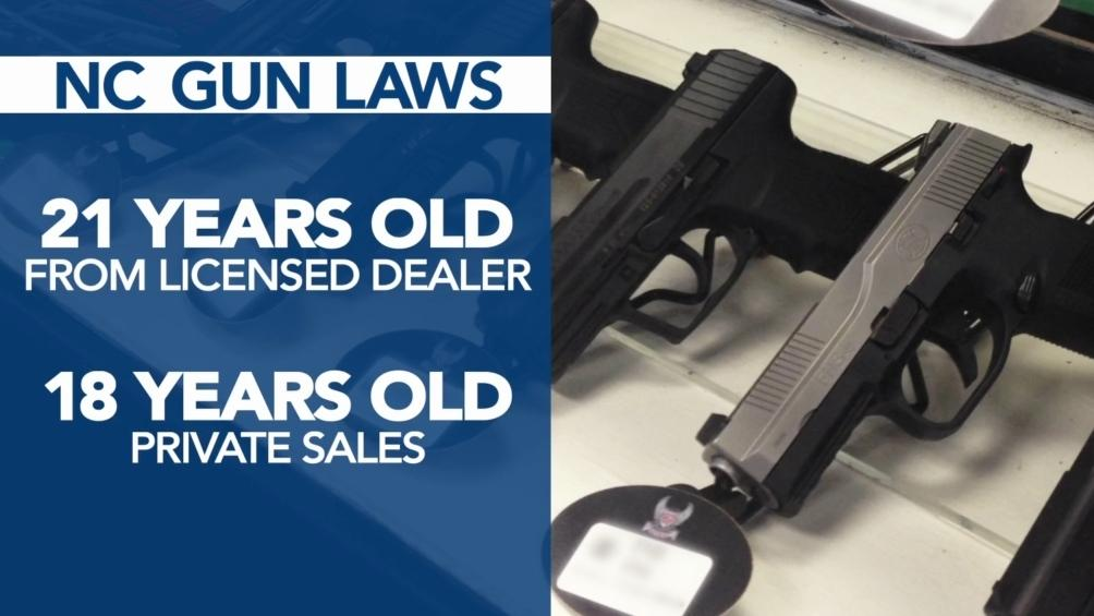 Could New Gun Laws Impact Sales In Nc Wralcom