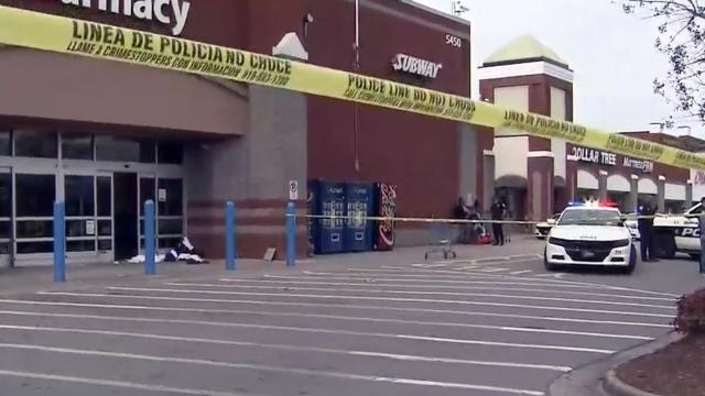 Witness Says Walmart Shooting Followed Fight In Produce Section WRAL