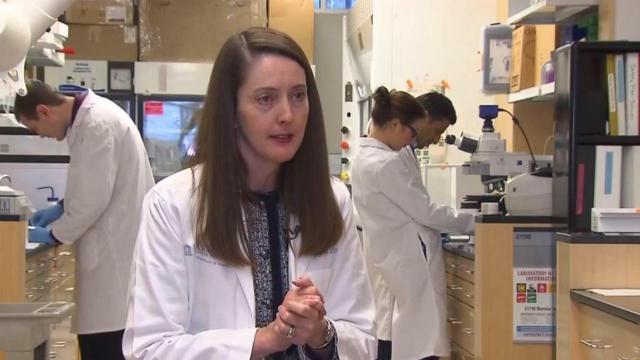 UNC surgeon-scientist leads national fight against sex bias in drug research, development
