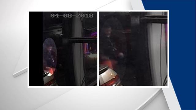 Surveillance images: The death of Karon Howard