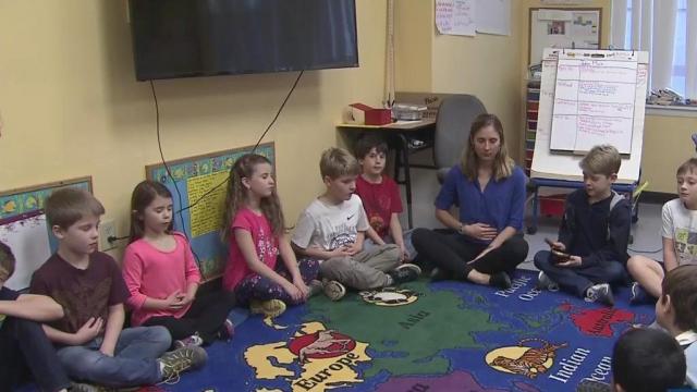 Mindfulness centers Durham class