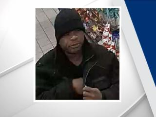Raleigh Circle K robbery suspect