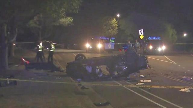20-year-old passenger killed, driver injured in Raleigh crash