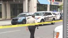 IMAGES: Woman shot man who was trying to rob her in downtown Raleigh, police say