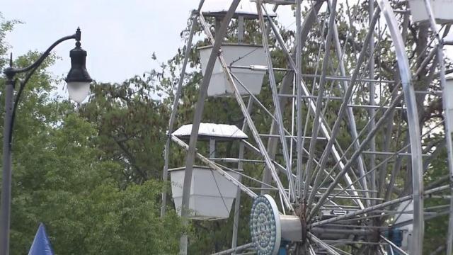 'Making memories:' Fayetteville kicks off 36th annual Dogwood Festival