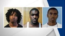 IMAGES: Suspect in Hoke slaying also accused of shooting up Robeson neighborhood