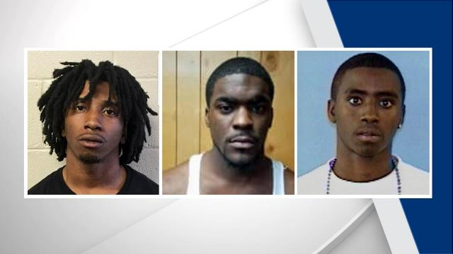 Three charged in Hoke County shooting that killed one, injured 2