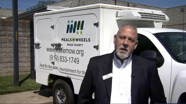 Meals on Wheels of Wake County tries to serve more, needs donations