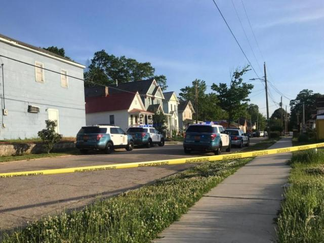 Police on Thursday wereinvestigating a death at a home near downtown Raleigh. <br/>Reporter: Emmy Victor
