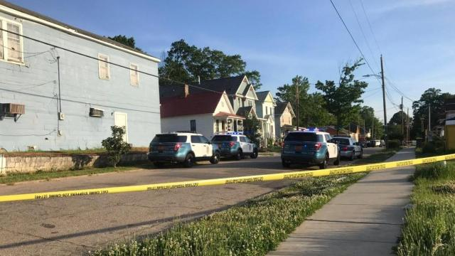 Police on Thursday were investigating a death at a home near downtown Raleigh.