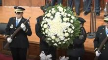 IMAGES: Durham ceremony honors fallen peace officers