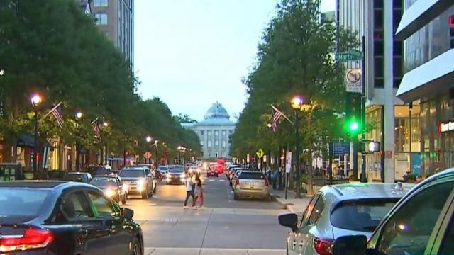 Business boom makes Downtown Raleigh the place to be