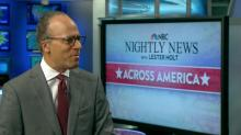 IMAGE: NBC's Lester Holt focuses on community during cross-country tour