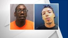 IMAGES: Father and son charged in fatal Henderson shooting