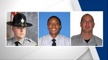 IMAGES: Troopers charged in Raleigh man's beating fired, sergeant placed on administrative duty