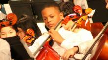 IMAGES: Wake seventh-grader headed to NYC to play cello at Carnegie Hall