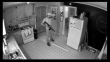 IMAGES: Lee County offers reward for ID on burglars caught on camera