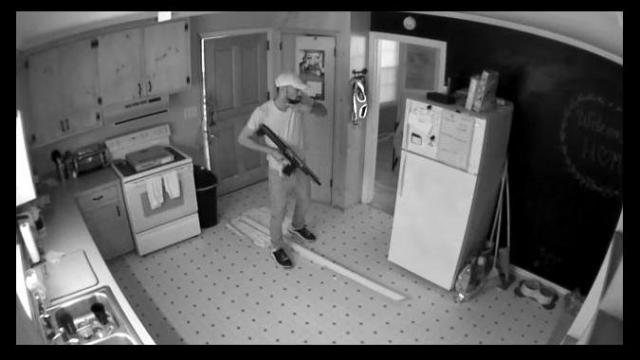 Lee County home surveillance video