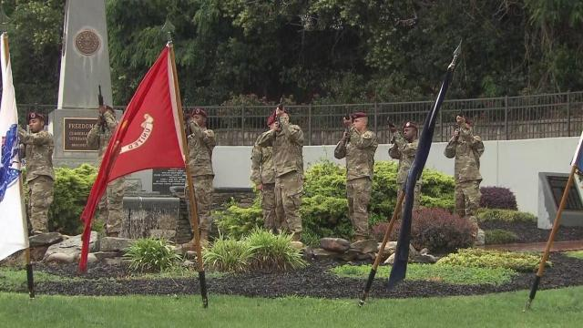 Cumberland County honors fallen service members on Memorial Day