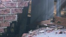 IMAGES: Car crashes into Raleigh home