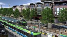 IMAGE: Durham City Council passes rezoning request, step in allowing light rail to continue