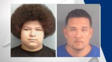 IMAGES: Police searching for 2 men after disappearance of Fayetteville man