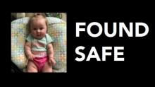 IMAGES: Police: 7-month-old, subject of Amber Alert, found safe in NC