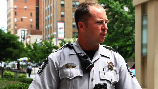 Wake County Sheriff's Department considering new panasonic body cameras