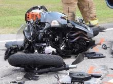 Motorcyclist killed in Johnston County crash