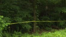IMAGE: Human remains found in wooded area in Raleigh