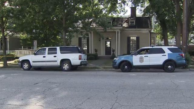 Raleigh police surround Blount Street law firm after shooting