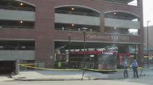 IMAGES: GoRaleigh bus, pickup truck crash near downtown