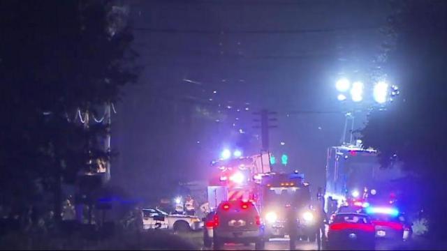 Police officer dies in Rocky Mount crash