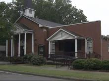 Man seeks sanctuary at Raleigh church for one year