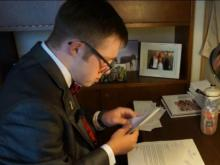 NC General Assembly intern serves as inspiration