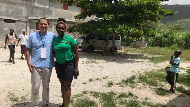Triangle doctor, son trapped in Haiti as civil unrest leads to canceled flights